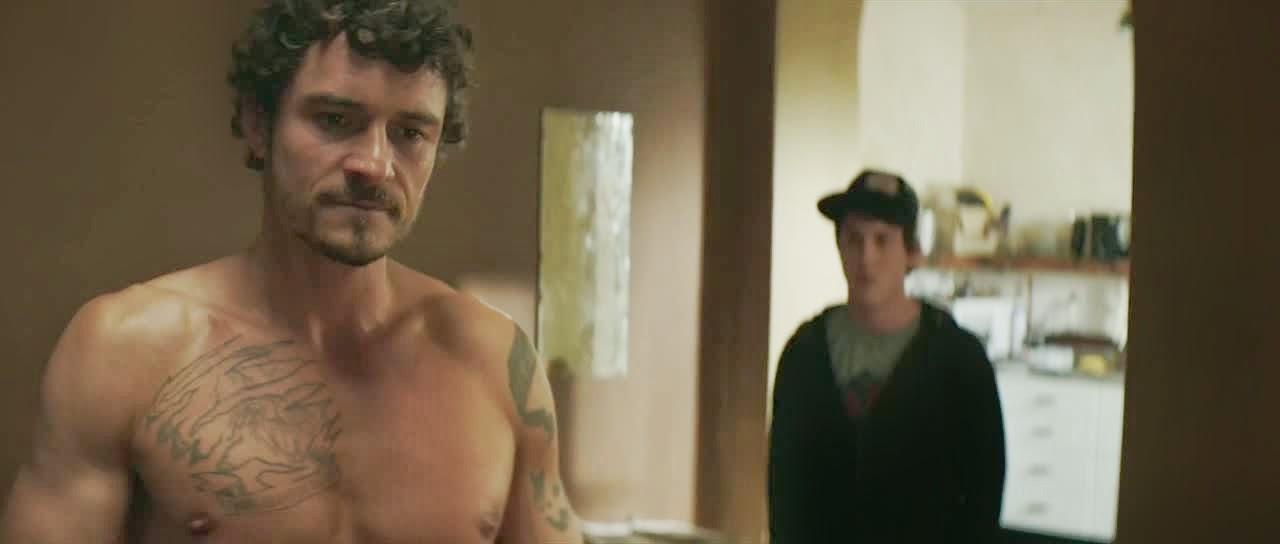 Orlando Bloom Goes Naked in Upcoming Film Zulu